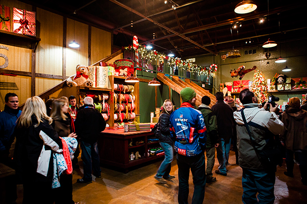 Past Meetup. North Pole Experience for Kids that want to visit Santa's Workshop - Greer AZ.