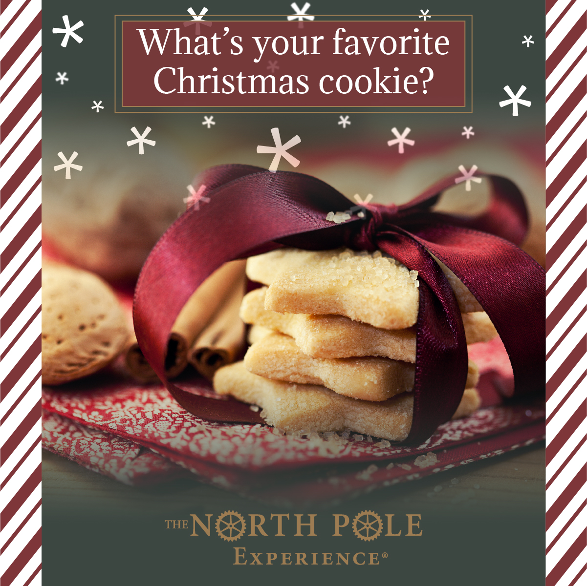 Try The North Pole Experience Snickerdoodle Recipe